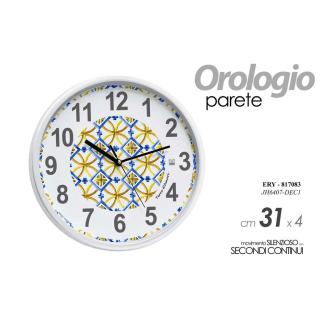 ERY/OROLOGIO TDO AMURI 31CM JH-6407-DEC1