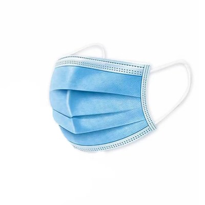 3PLY BLUE PROTECTIVE MASK