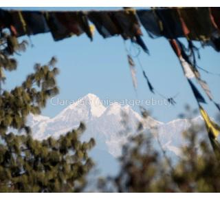 Foto en Jpg descarregable per a us personal- Vistes a l'Himàlaia
