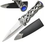 "9"" Fantasy Medieval Knife-0"