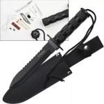 Jungle Master Survival Knife-0