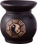 Round Tea Light Oil Warmer-0