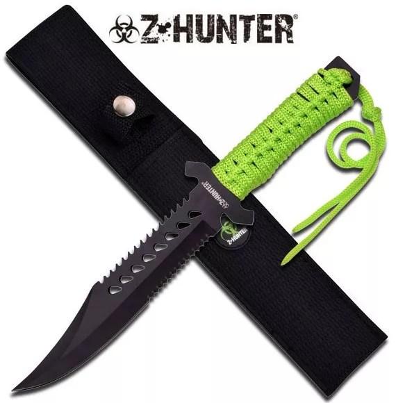 "Z-Hunter 11.5"" Fixed Blade Knife-0"