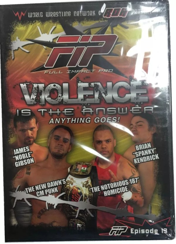 Violence is the Answer-0