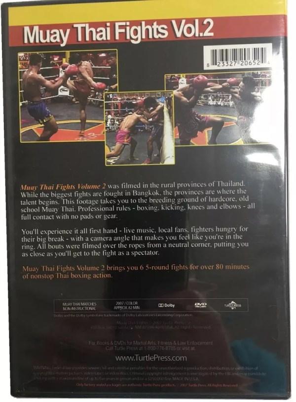 Muay Thai Fights Volume 2-351