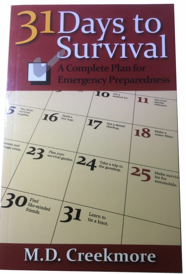 31 Days to Survival-0