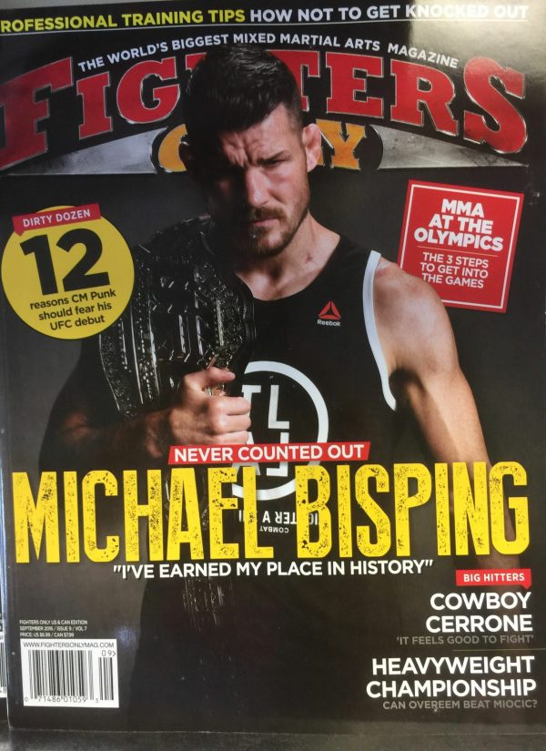 Fighters Only Magazine-0