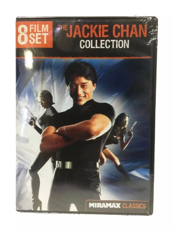 Jackie Chan 8 Film Collection-0