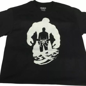 Black Belt Within T-Shirt-0