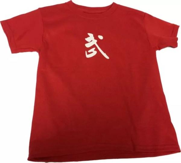 Warrior T-Shirt-384
