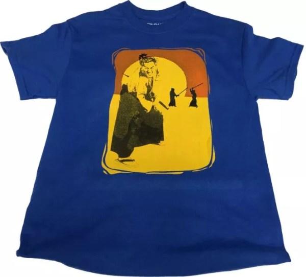 Samurai T-Shirt-0