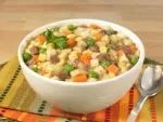 Vegetable Stew with Beef #10 Can-492