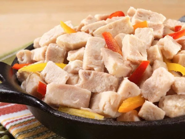 Diced Chicken #10 Can-526