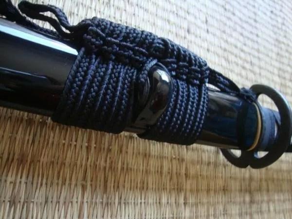 Dojo Pro Katana #12, Musashi Double Ring-736
