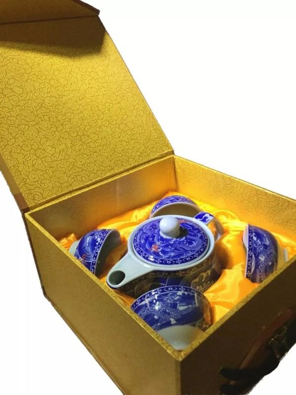Dragon Tea Set-807