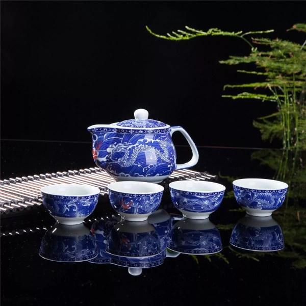 Dragon Tea Set-876