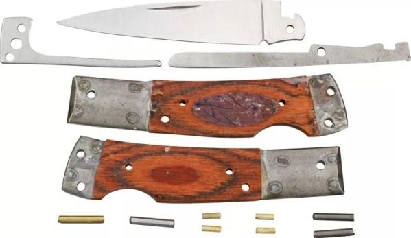 Rough Rider Lockback Knife Kit-0