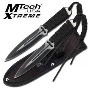 Xtreme Throwing Knife Set by M-Tech-0