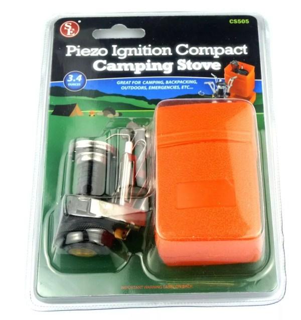 Compact Camping Stove-842