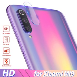 Xiaomi Mi 9 Camera Glass HD Protective Glass Tempered Camera Protector
