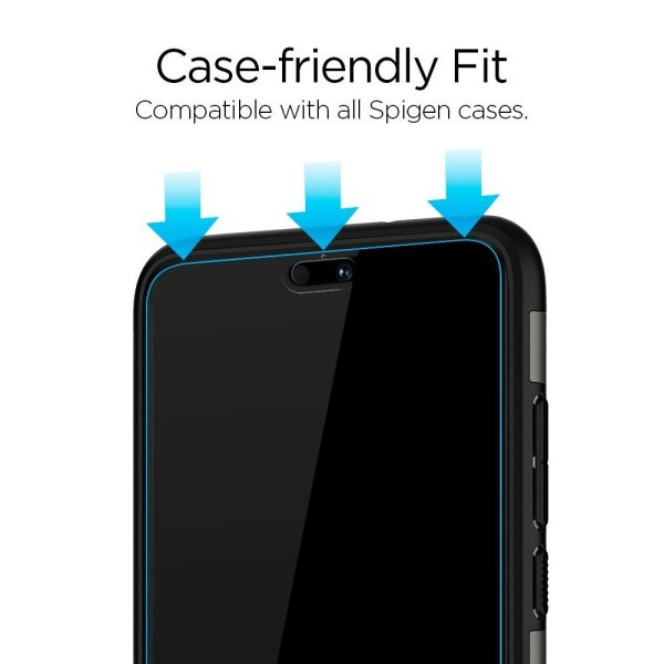 Spigen temepered glass protector for Huawei P20 Pro