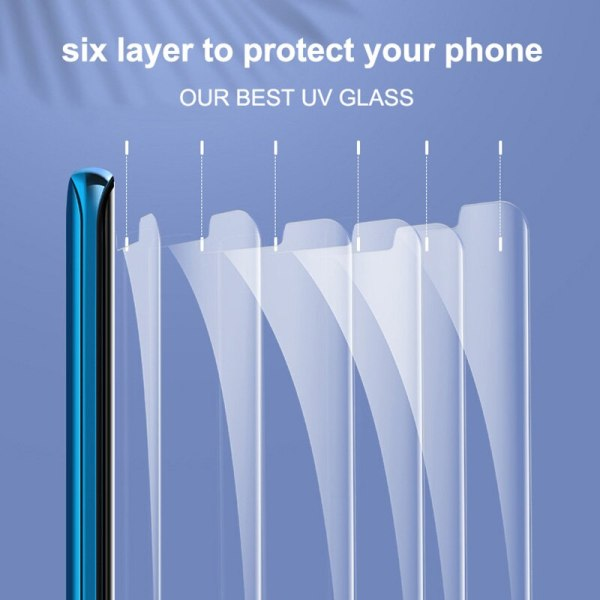 Screen Protector UV Glass For Huawei Mate 20 Pro,P30 Pro, P20 Pro, P20 Lite, Mate 20,Mate 30 Protector