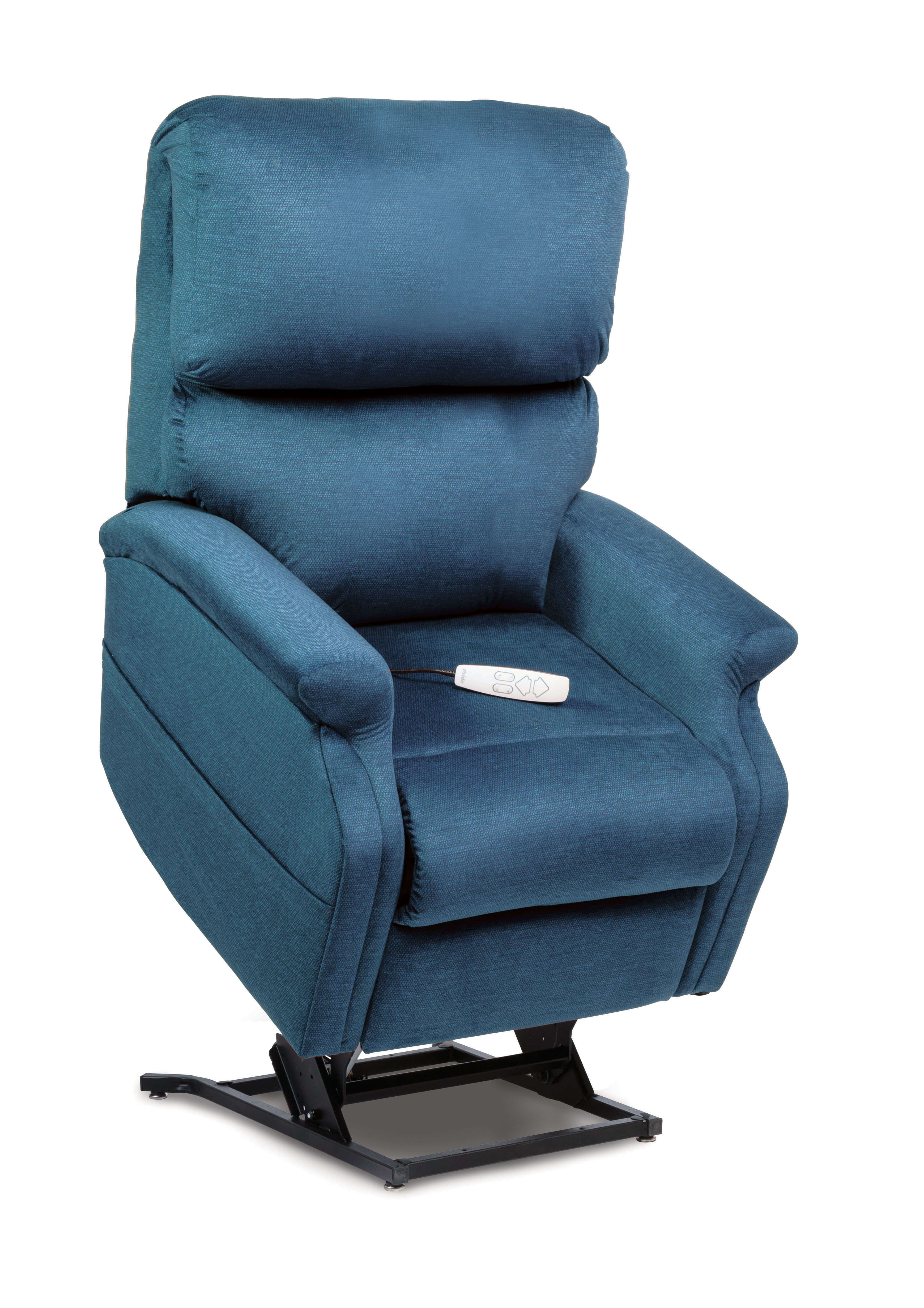 infinite position recliner power lift chair chestnut leather pride infinity collection lc 525im recliners