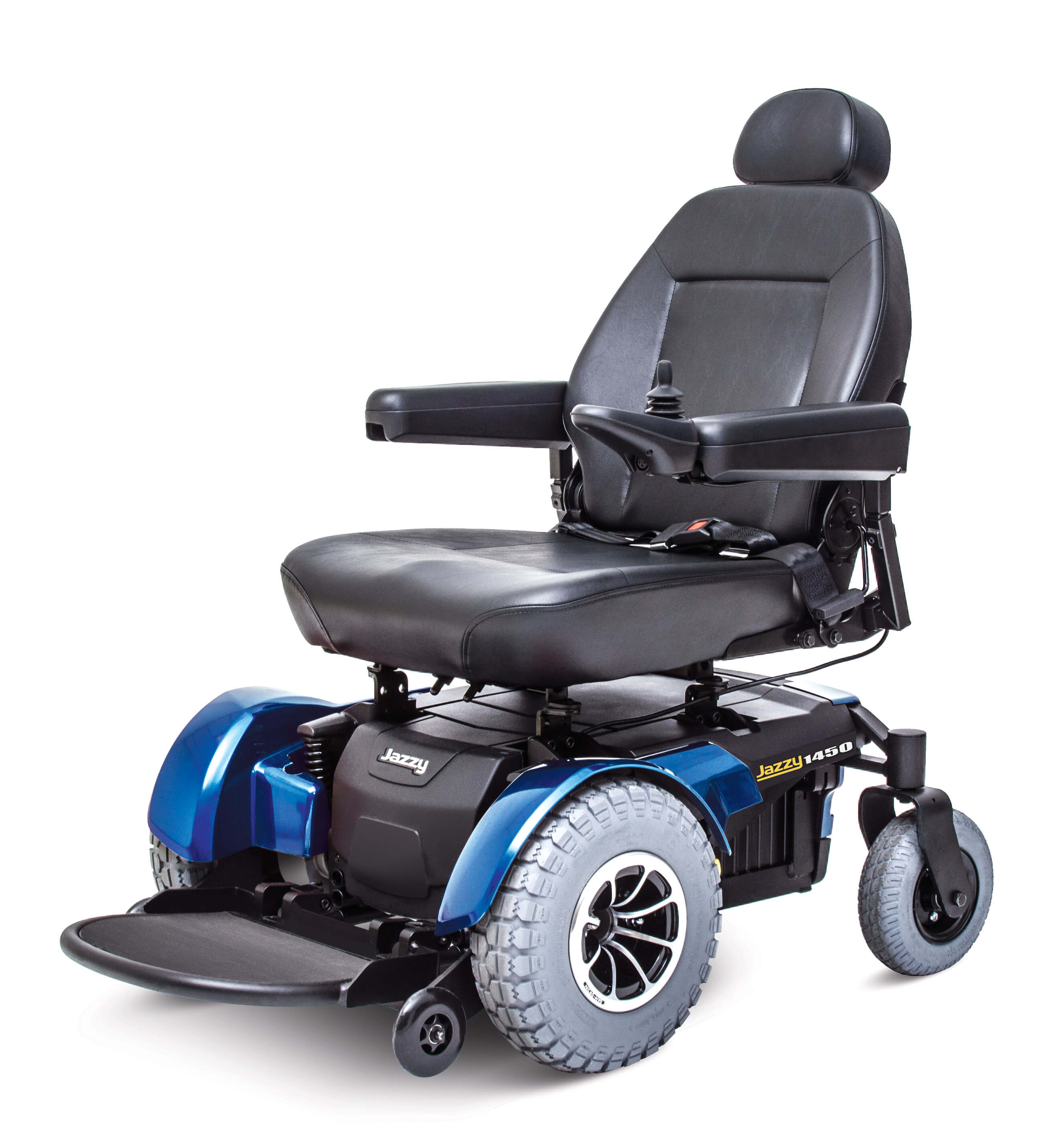 Pride Mobility Chairs Pride Jazzy 1450 Heavy Duty Power Wheelchair