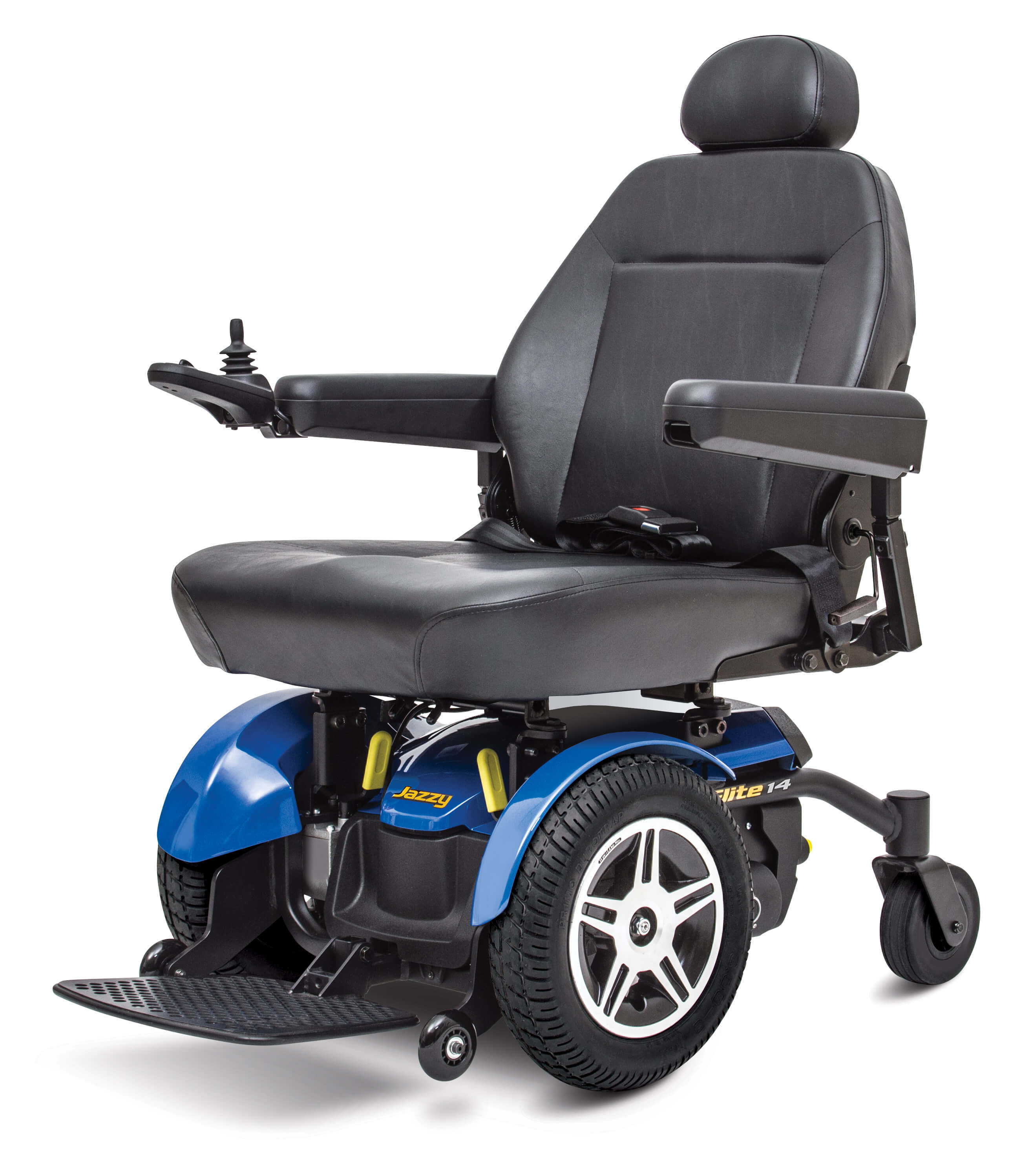 Pride Mobility Chairs Pride Jazzy Elite 14 Full Size Power Wheelchair
