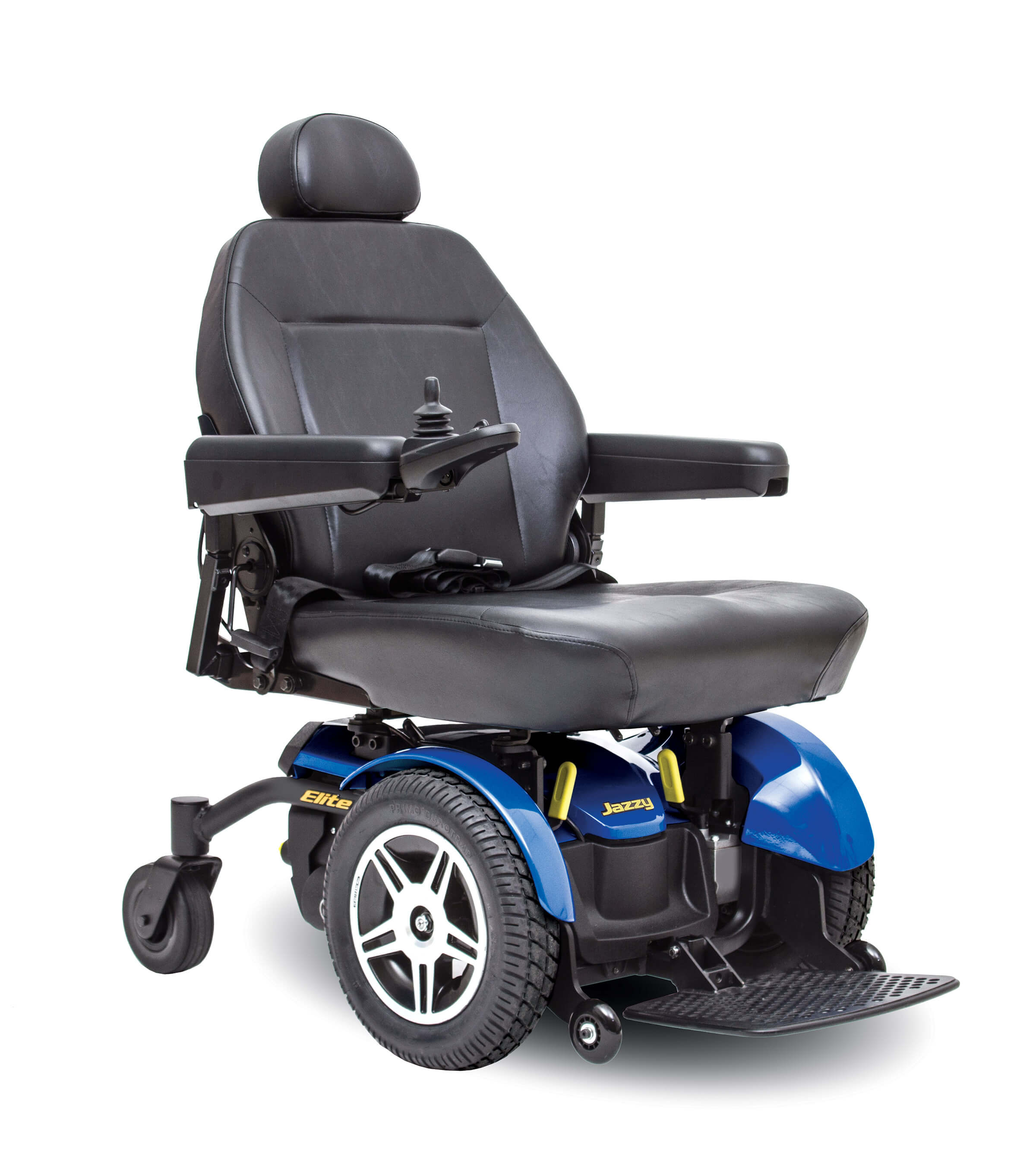 Power Chairs And Scooters Pride Jazzy Elite 14 Full Size Power Wheelchair