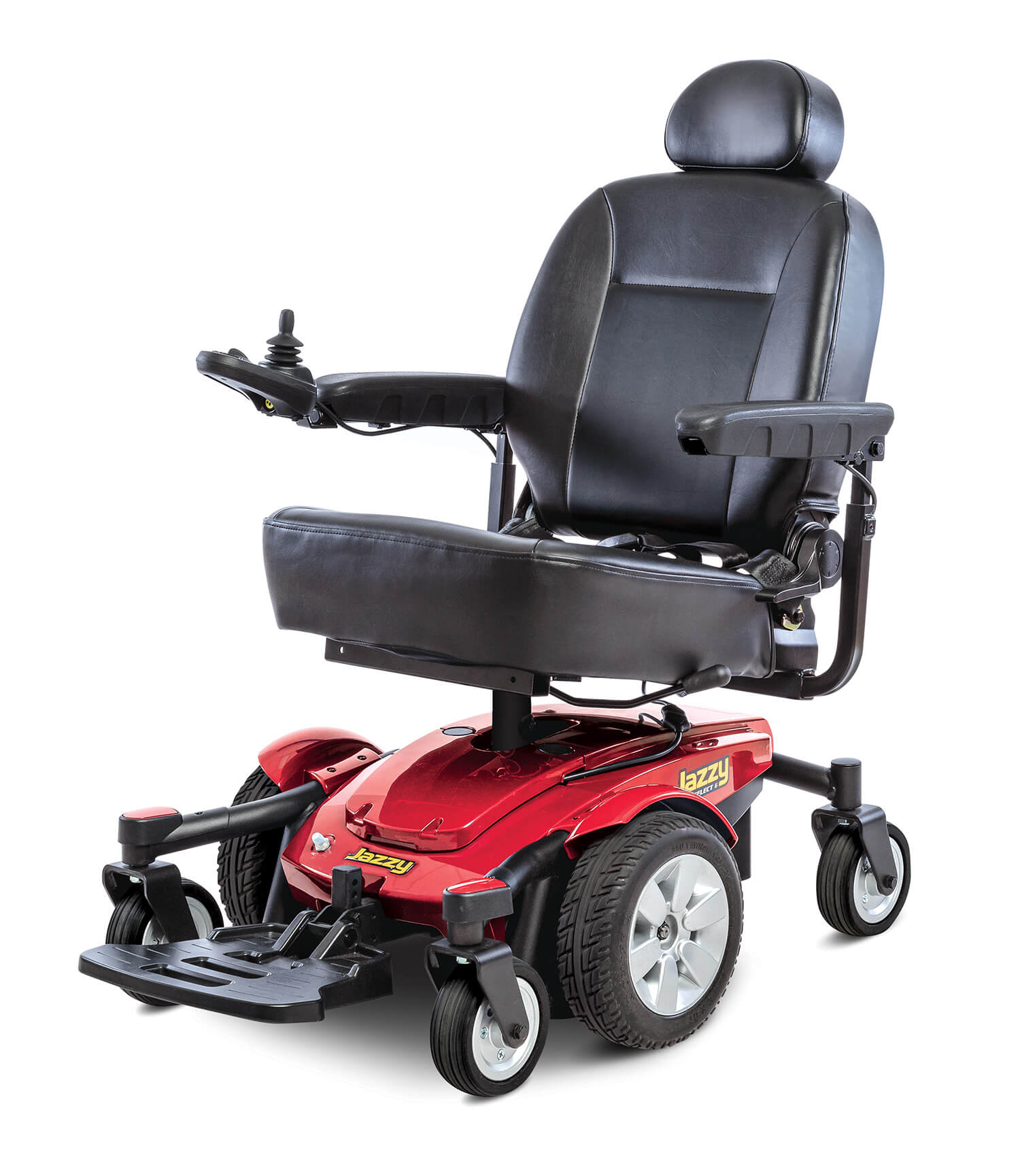 Pride Jazzy Select 6 Power Full Size Wheelchair