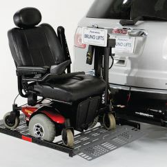 Bruno Lift Chair Parts Zero Gravity Leather Asl 250htp Out Sider Mobilityworks Shop Home Mobility Products Scooters Power Chairs Wheelchair Lifts Vehicle Exterior