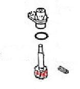 Mercury Capri TURBO / XR2 Speedometer Driven Gear Assembly