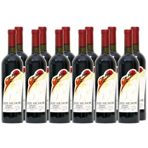 Cabernet Sauvignon Kiss Me Now Wine from Moldova