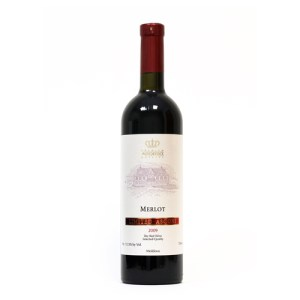 Merlot Limited Edition Asconi, Moldovan Wine, Wine from Moldova