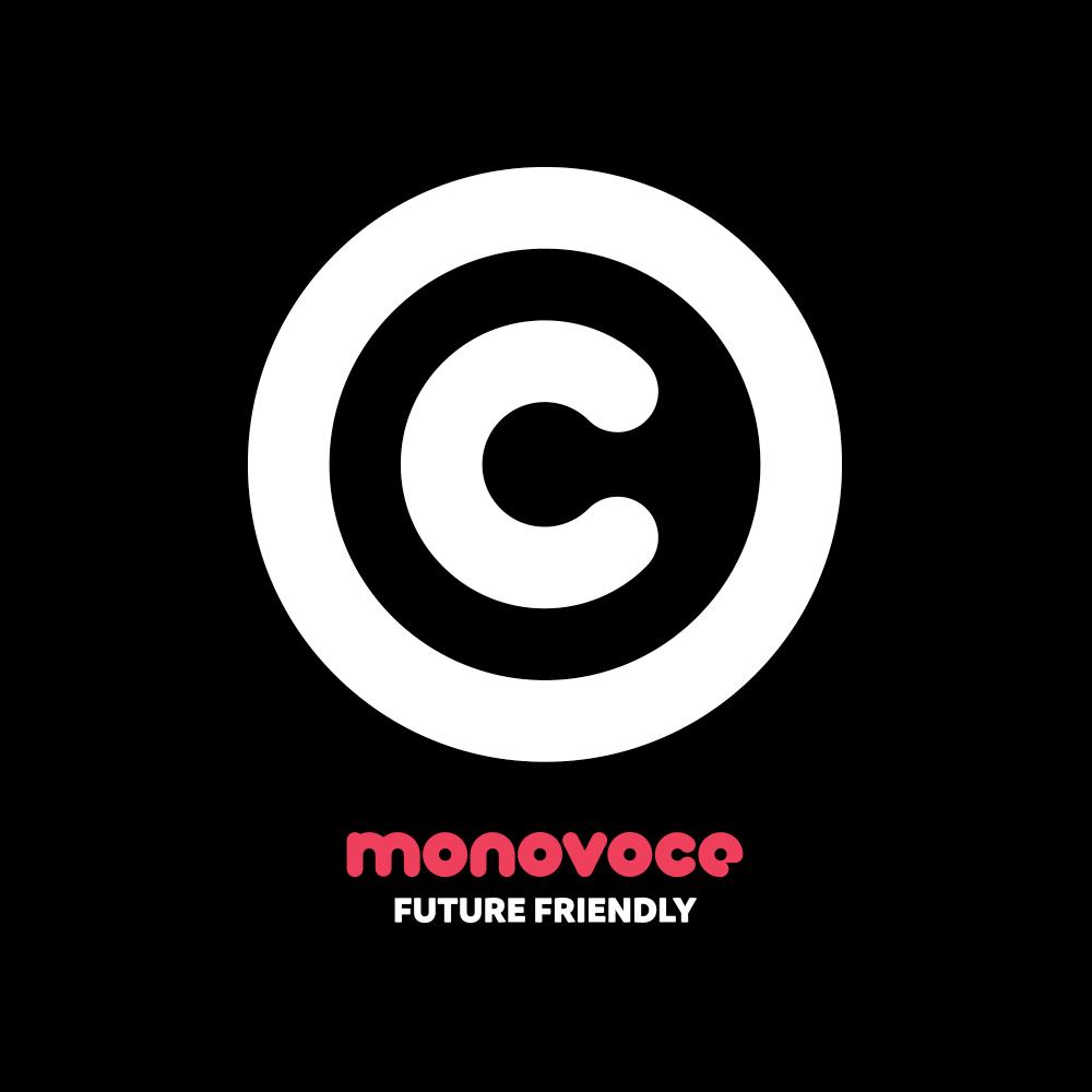 Copyright, design by mono voce aps