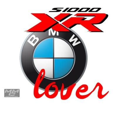 afbeelding BMW S1000XR lover op Boxershort