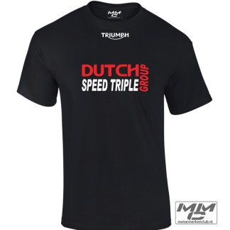 Dutch Speed Triple Group Tshirt