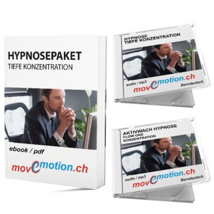 Hypnosepaket Tiefe Konzentration