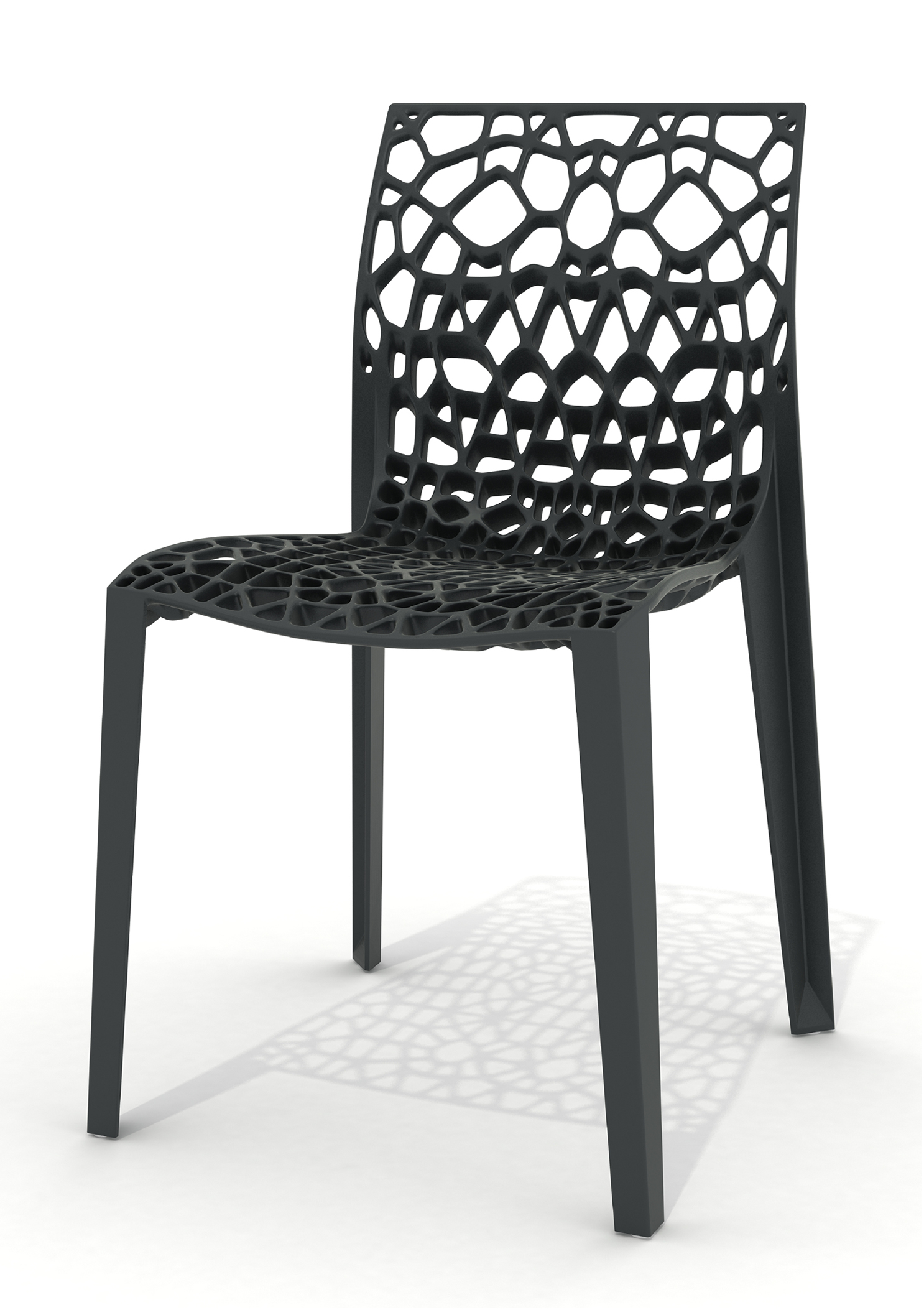 Coral Chair Coral Is A One Piece Injection Moulded Chair