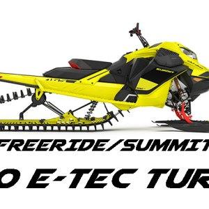 850 E-tec Turbo