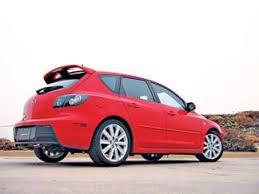 Mazda 3 MPS (BK)