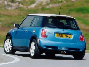 Mini (R50/R52/R53, 2001–2006)