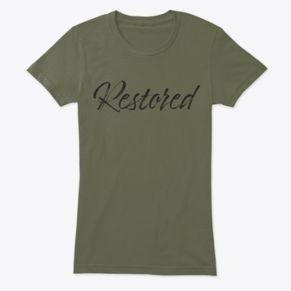 restored womens shirt