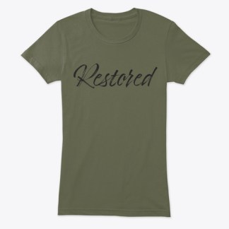 restored womens shirt