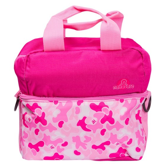 Nanacare Multipurpose Cooler Bag- Pink