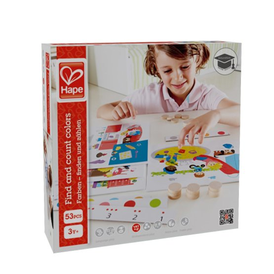 Hape Find And Count