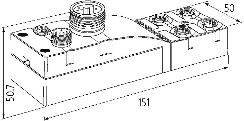Cube67 Busknoten im Murrelektronik Online-Shop