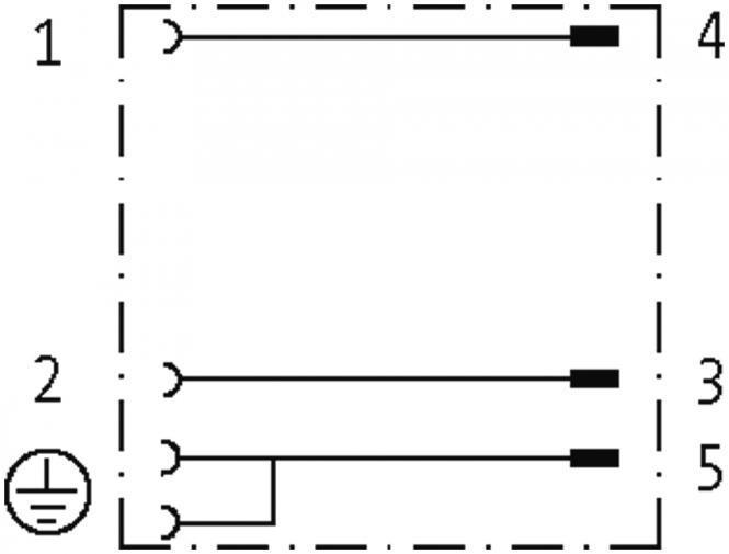 M12 ADAPTOR ON REAR OF MSUD VALVE PLUG FORM A 18MM at