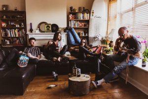 Garage Rock Band